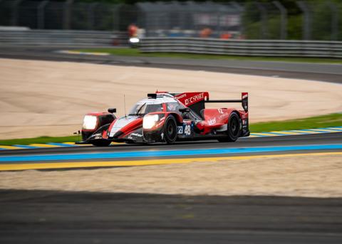 Le Mans 2018 BVDW-2