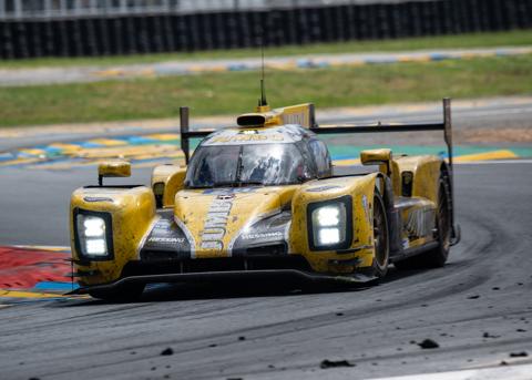 Le Mans 2018 end race BVDW-10