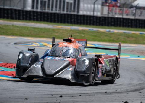 Le Mans 2018 end race BVDW-11