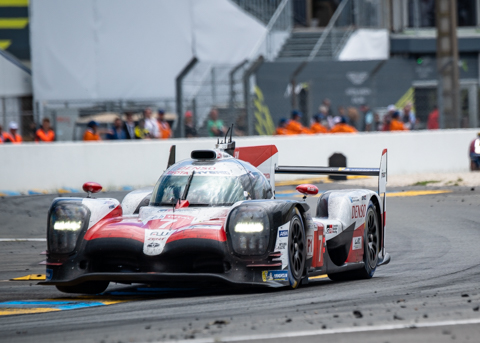 Le Mans 2018 end race BVDW-14