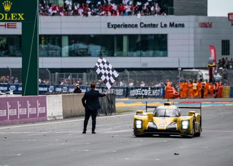 Le Mans 2018 end race BVDW-19