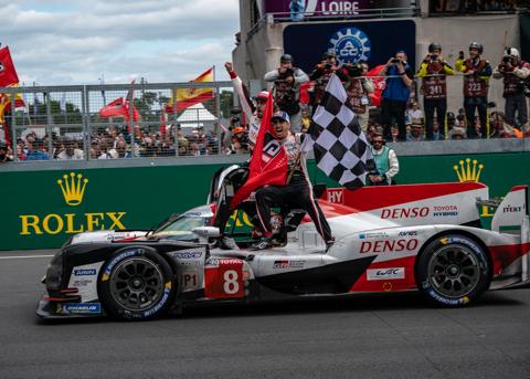 Le Mans 2018 end race BVDW-26
