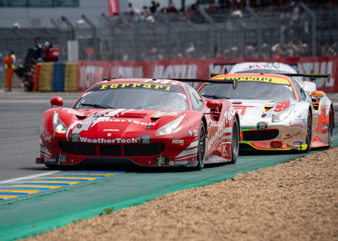 Le Mans 2018 Race BVDW-10