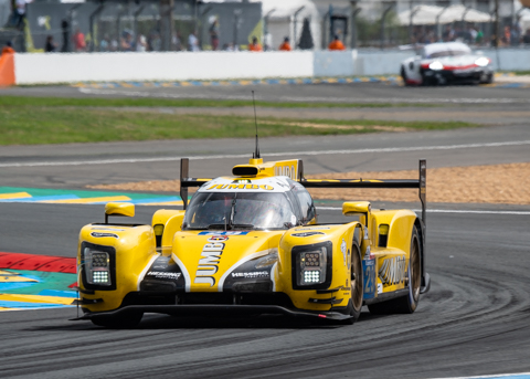 Le Mans 2018 Race BVDW-11