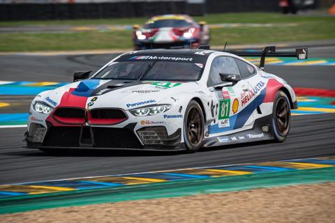 Le Mans 2018 Race BVDW-12
