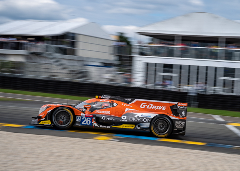Le Mans 2018 Race BVDW-15