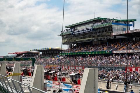 Le Mans 2018 Race BVDW-3