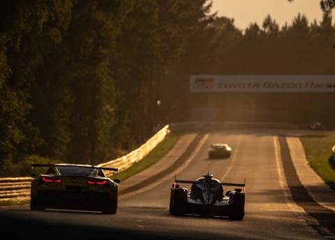Le Mans 2018 Race BVDW-35