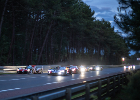 Le Mans 2018 Race BVDW-36