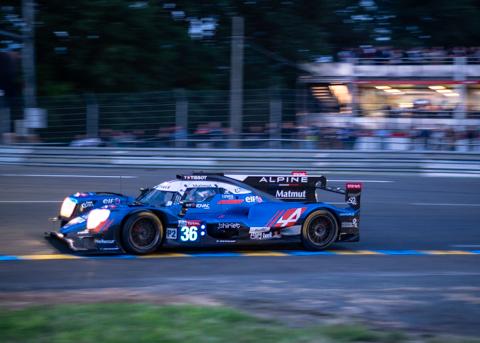 Le Mans 2018 Race BVDW-37