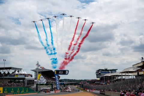 Le Mans 2018 Race BVDW-5