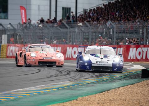 Le Mans 2018 Race BVDW-8