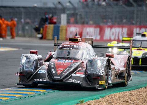 Le Mans 2018 Race BVDW-9