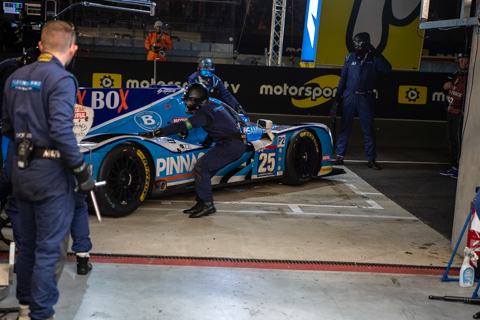 Le Mans 2018 Night Morning BVDW-20