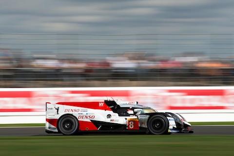 180819 WEC Race Toyota 8