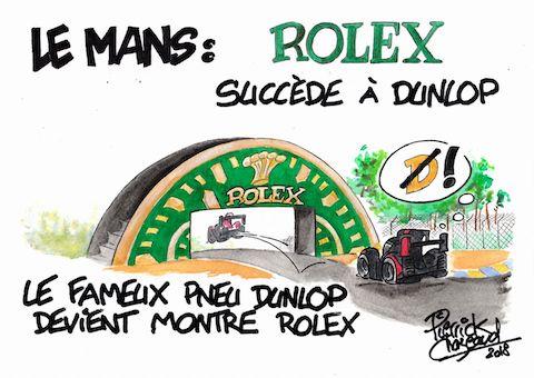 180401 Rolex Le Mans