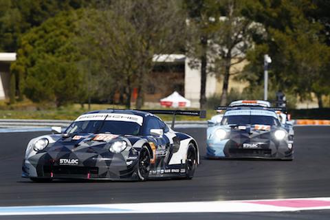 180407 WEC Porsche GTE Am