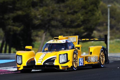 Racing Team Nederland RdB-2