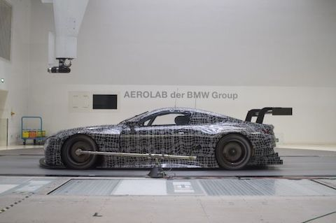 180125 BMW windtunnel