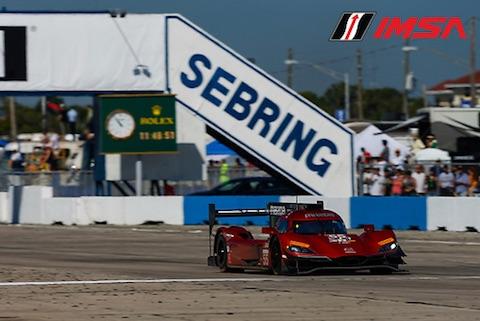 180317 Sebring Race Mazda