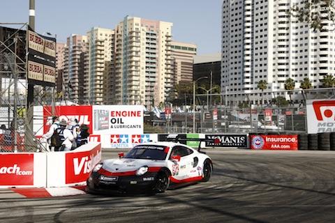 180413 IMSA kwali Porsche
