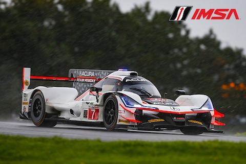 180505 IMSA kwalificatie Castroneves