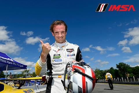 180722 IMSA race Garcia pole