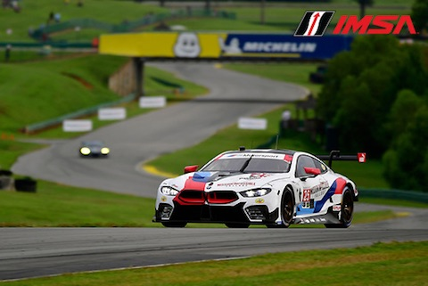 180819 IMSA race BMW