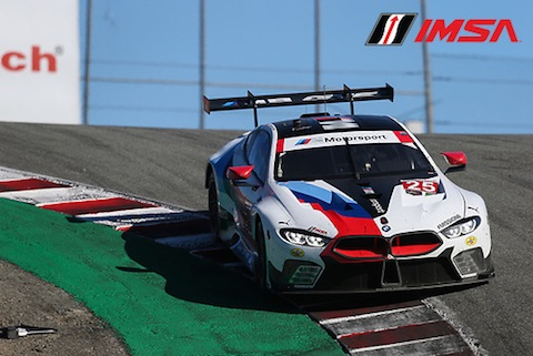 180910 IMSA race BMW
