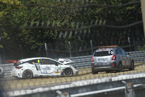 TCR Crash