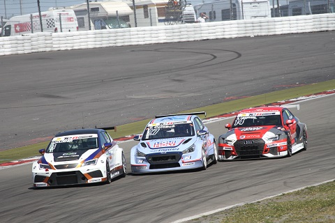 TCR Duels
