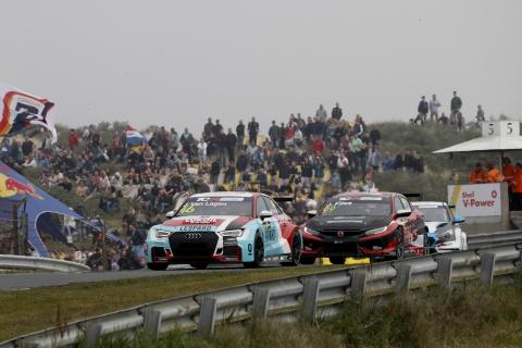 2018-2018 Zandvoort Race 1---2018 TCR Europe Zandvoort R1 46 Jaap Van Lagen 128