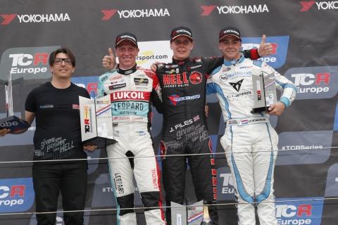 2018-2018 Zandvoort Race 2---2018 TCR Europe Zandvoort R2 podium