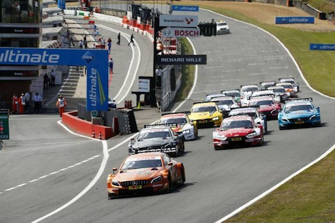 180811 DTM Race Start