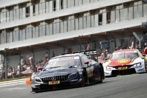 180811 DTM race Junca Farfus