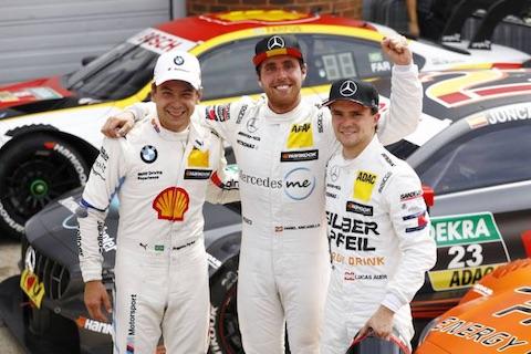 180811 DTM race top3