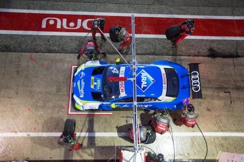 180827 DTM R2 Frijns pitstop