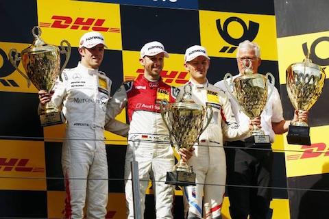 180909 DTM R2 podium