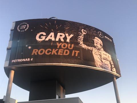 181015 Gary Rocked