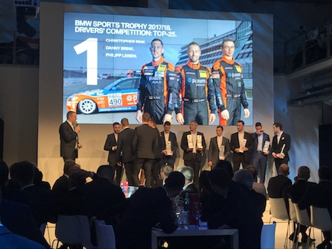 181210 Groeten BMW Sportpokal