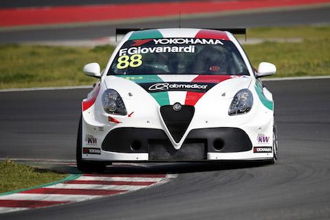 180330 WTCR Alfa Giovanardi