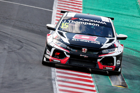 180330 WTCR Honda Thompson