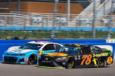 2018 Truex Race