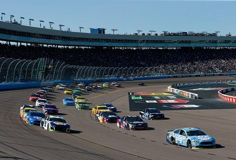 Start ISM Raceway