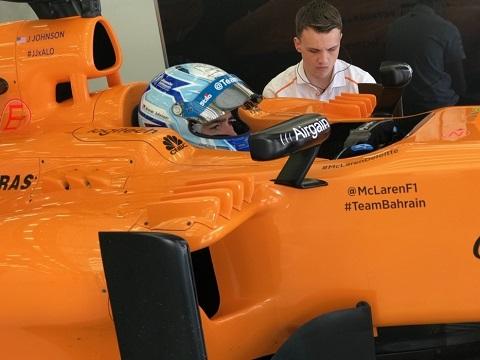 2013 McLaren