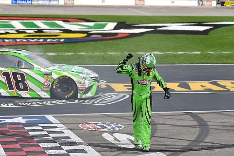 2018 Busch Winnaar