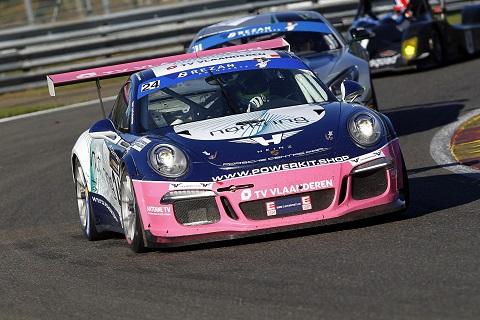 PK Carsport Porsche Belcar