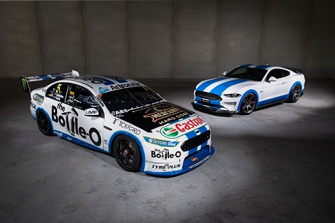 2018 Tickford Racing 1