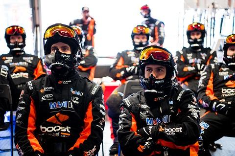 2018 Andretti Crew