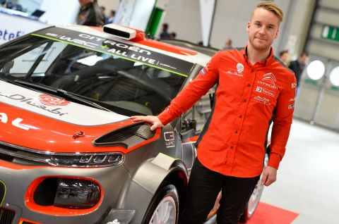 WRC launch 2